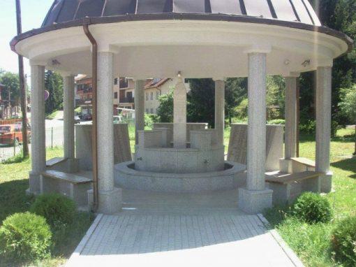 Spomen obilježje, Kiseljak