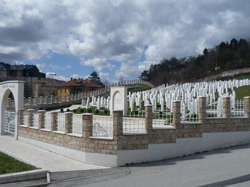 Travnik mezarje