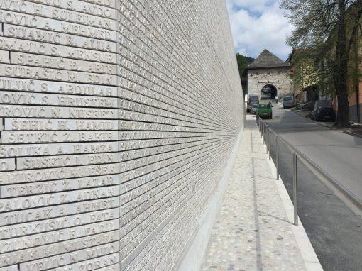 Zid sjećanja
